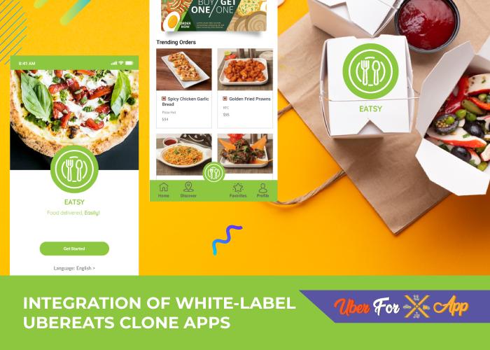 white-label uberEATS Clone App